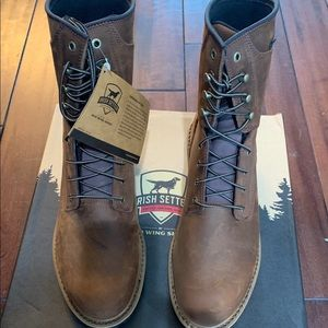 "Red Wing 8"" Logger Work Boot"